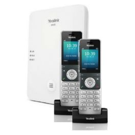 Yealink W56H pack con Base DECT W80B