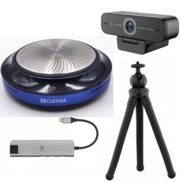 Pack videoconferencia Cleyver CC90