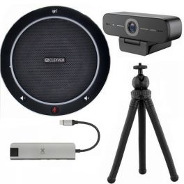 Pack videoconferencia Cleyver CC30