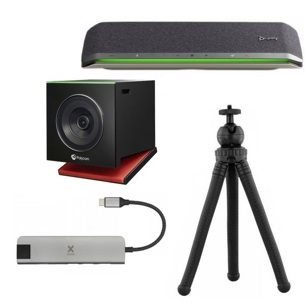 Pack videoconferencia Poly Sync 60