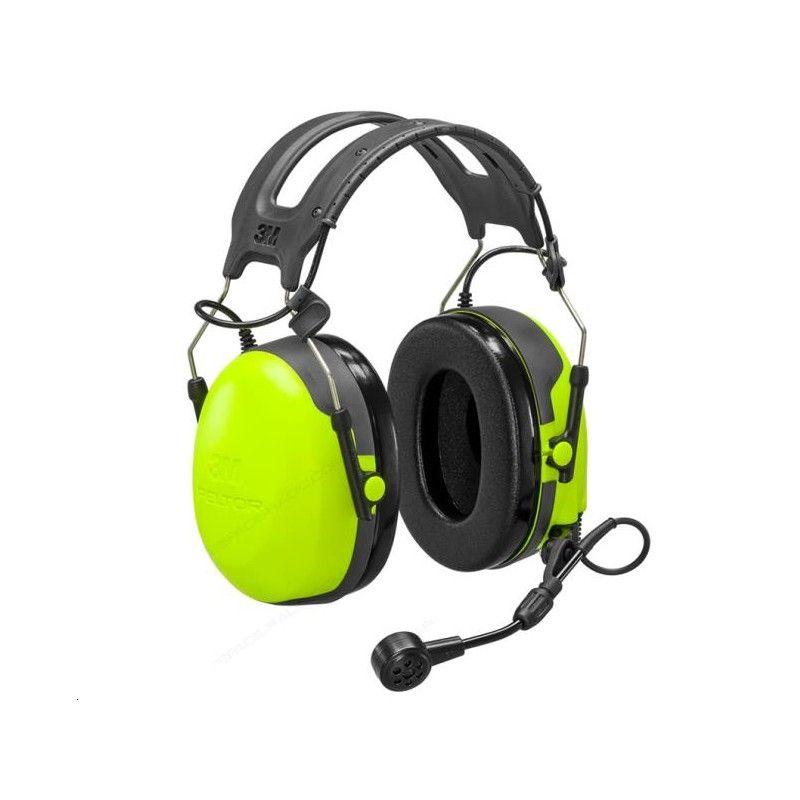 3M Peltor CH3 FLX2 con micrófono y PTT - Diadema