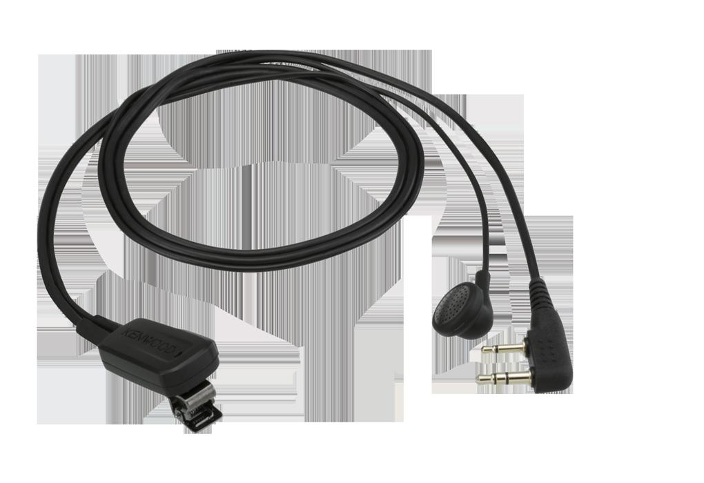 Kit Micro-auricular Kenwood 2 pins EMC-11W