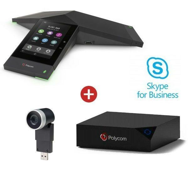 Polycom Realpresence Trio 8500 Collaboration Kit con EagleEye Mini -Skype for Business