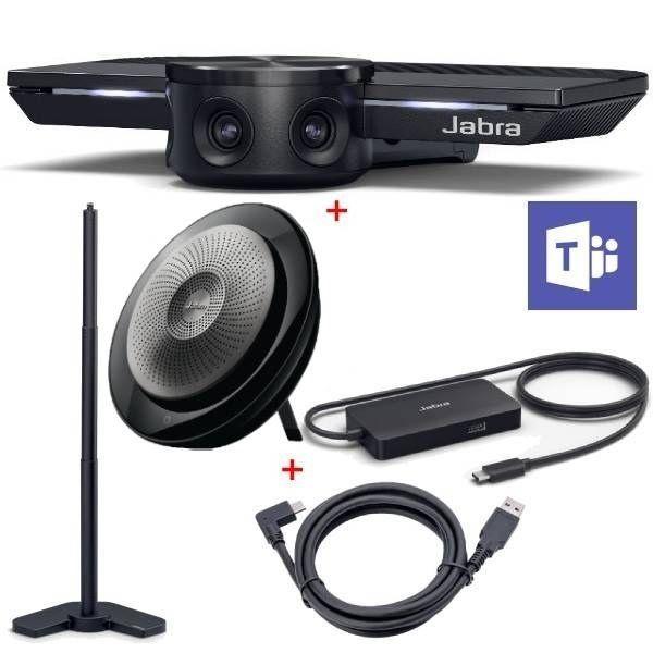 Pack de videoconferencia Jabra Panacast Speak 750 MS