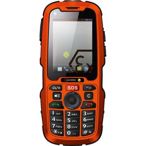 Móvil i.safe IS320 Atex.1 Sin cámara