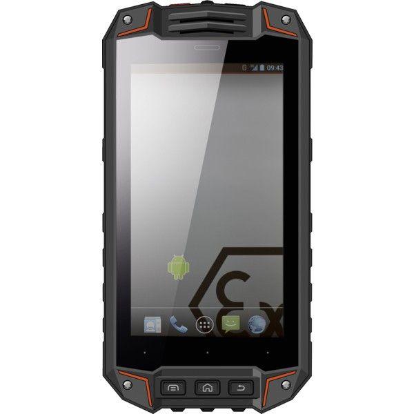 Smartphone Atex i.safe IS520.1 Sin cámara