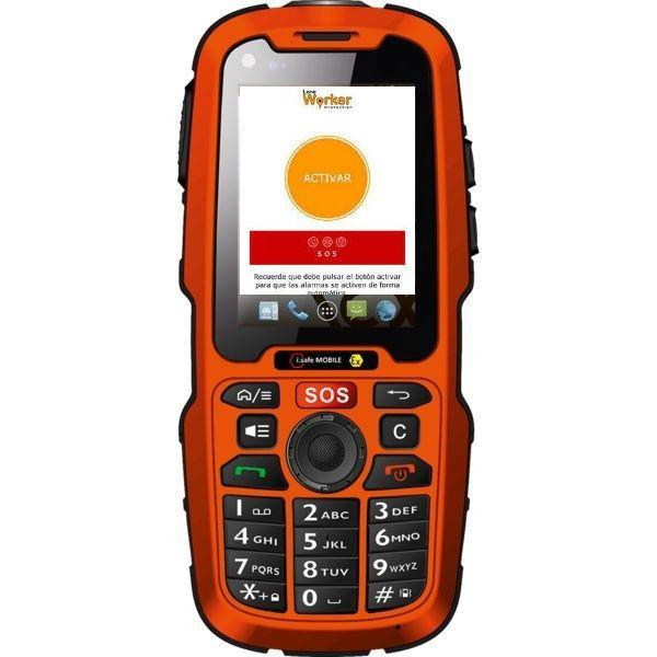 Pack i.safe IS320 Atex sin Cámara +App Lone Worker