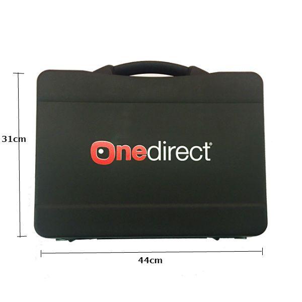 Maleta profesional modulable para walkies-talkies