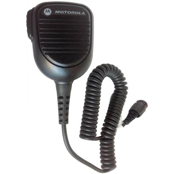 Motorola - Microfóno de solapa compacto RMN5052