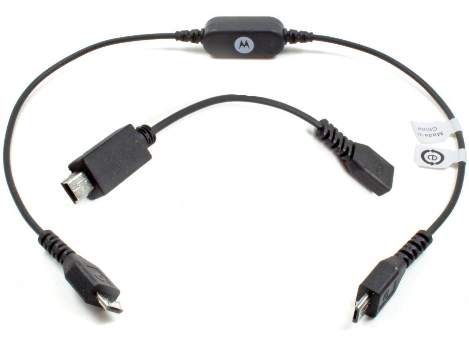 Cable de clonación para Motorola CLP446 / CLK446 / XT420/XT460