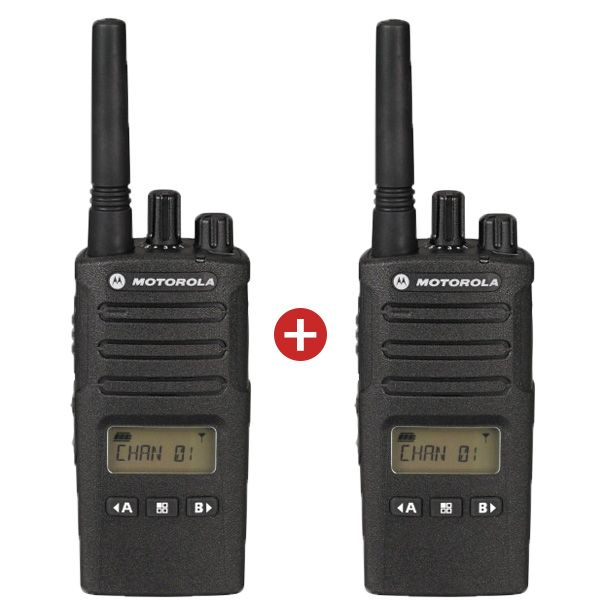 Pack Duo: 2 Motorola XT460