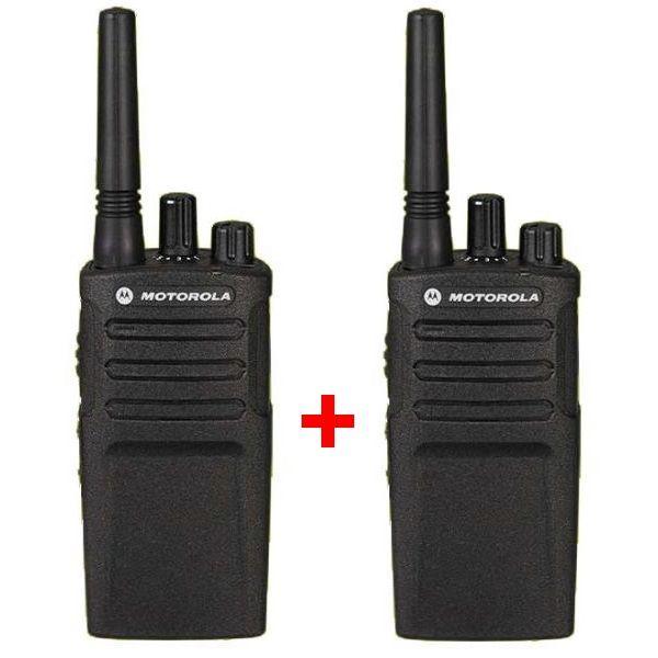 Pack de 2 Motorola XT420