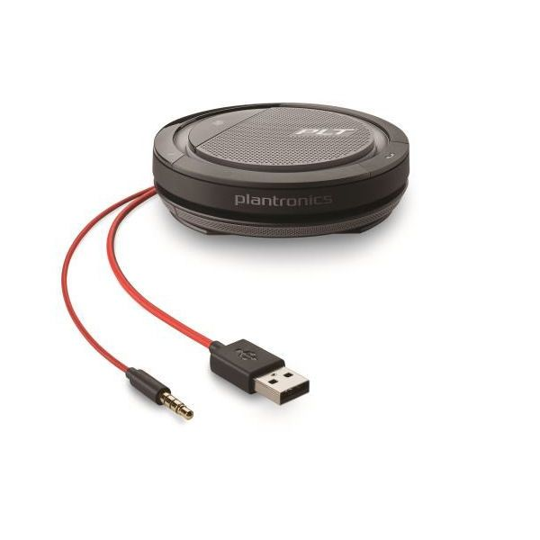Plantronics Calisto 5200 - USB-A y Jack 3.5mm