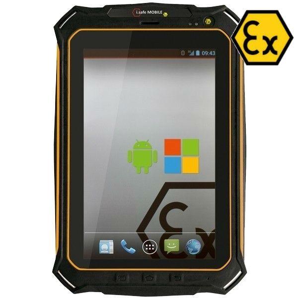 Tablet i.Safe IS910.2 NFC, Atex, sin cámara - Android 8
