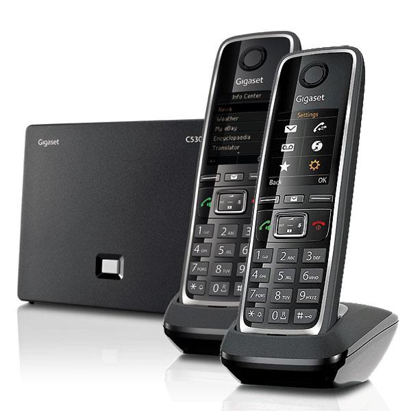 Teléfonos Inalámbrico IP