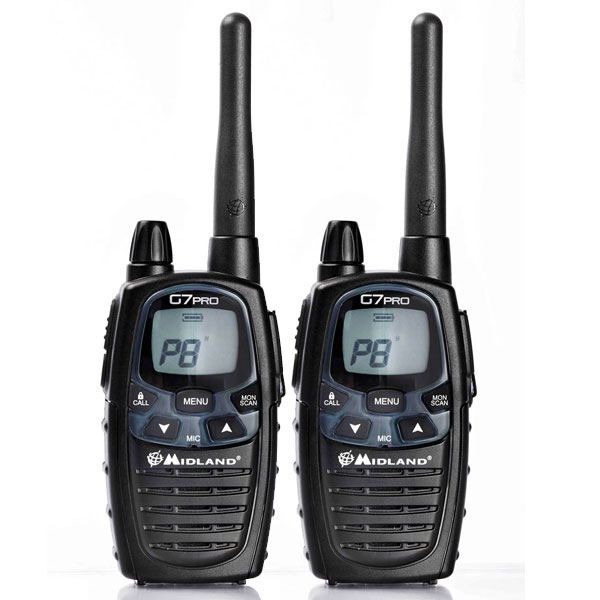 Walkies Talkies PMR por Parejas