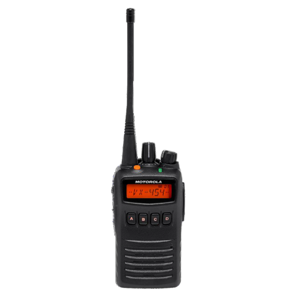 Walkies Talkies con licencia UHF/VHF