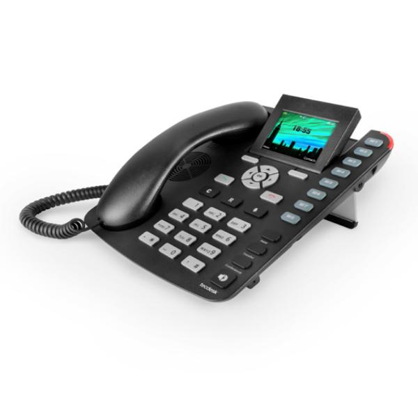 Tecdesk 3600 tel fono fijo con tarjeta sim onedirect for Telefono oficina vodafone