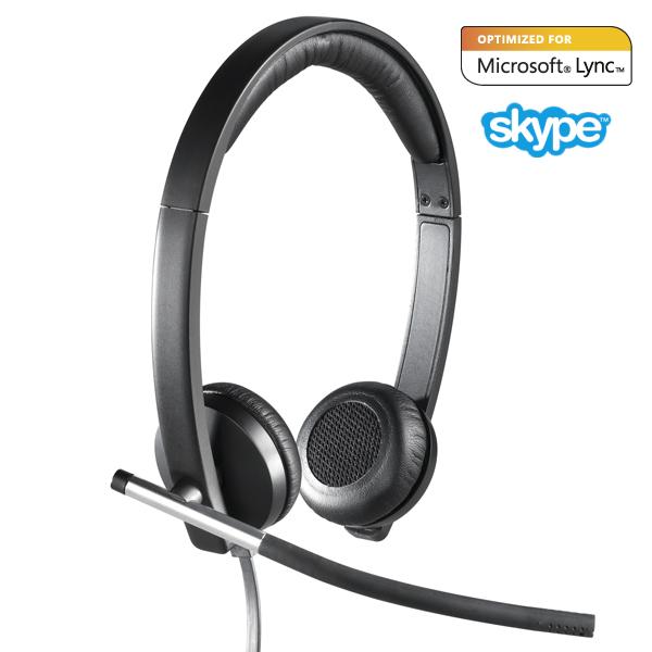 Logitech Usb Headset Stereo H650E Right