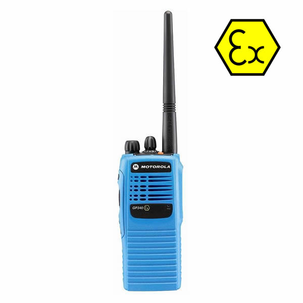 Gp340 radio Manual
