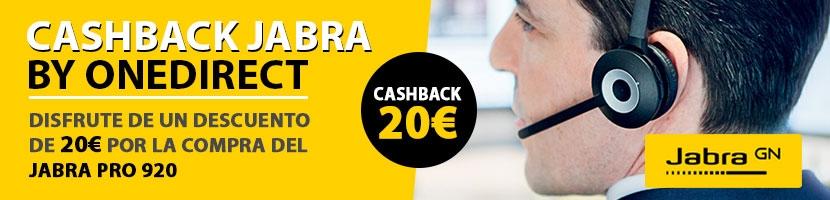 Cashback Jabra