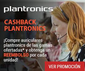Cashback Plantronics
