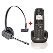 Oferta Teléfono Inalámbrico con Auriculares