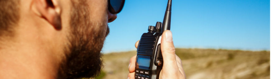 Walkie Talkies Outdoor