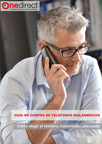 DESCARGUE NUESTRA GUÍA DE TELÉFONOS INALÁMBRICOS