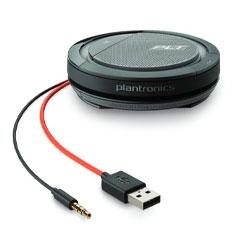 Plantronics Calisto 5200 – USB/A y Jack 3.5 mm