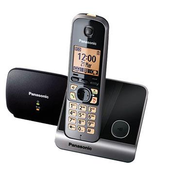 Teléfonos inalambricos de largo alcance:Panasonic KX-TG6751