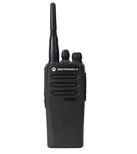 Walkies Talkies con licencia UHF/VHF