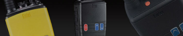 Walkie Talkie ATEX Entel