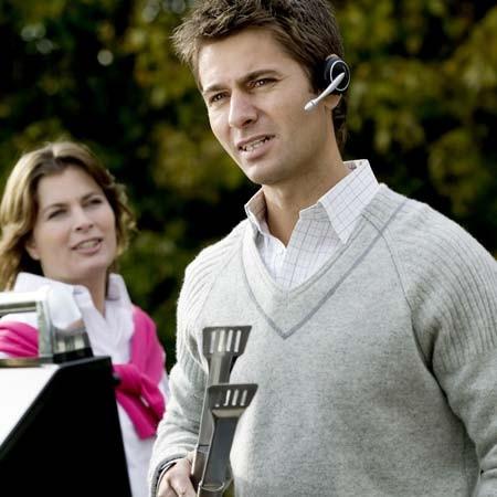Teléfonos con auriculares