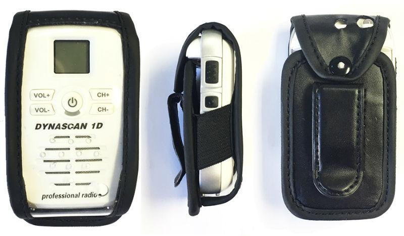 Funda para walkie talkie Dynascan 1D