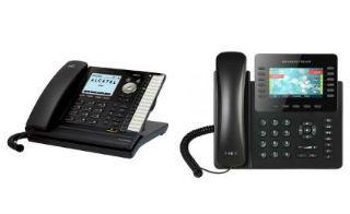 Teléfono IP: SIP, PBX, USB