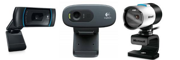 Webcam profesional