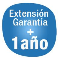 PROLONGUE SU INVERSIÓN: EXTENSIÓN GARANTÍA 1 AÑO