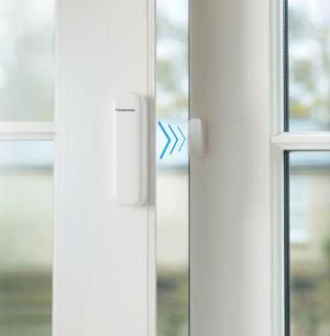 Sensor de ventanas y puertas Panasonic KX-HNS101EX2