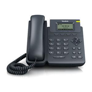 Teléfono IP con auricular