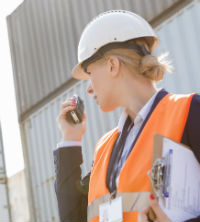 Walkie Talkies para Obras